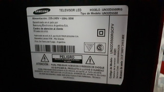 Smart Tv Samsung 32 Para Repuesto