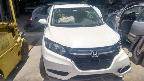 Honda Hr-v Sucata Para Peças Automática 2016