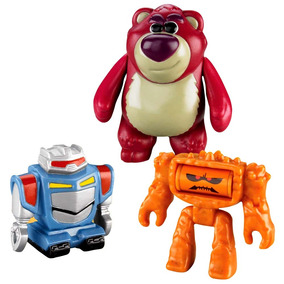 Imaginext Toy Story 3 - Coisa, Sparky & Lotso Mattel T2741