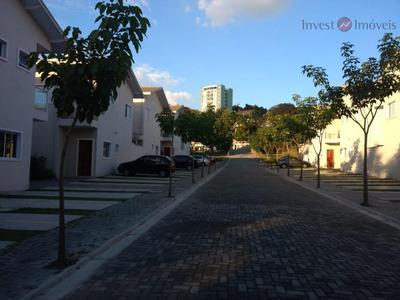 Village Com 3 Dormitórios À Venda, 76 M² Por R$ 276.000 - Vila São Bento - São José Dos Campos/sp - Vl0073