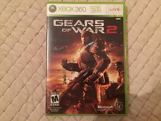 Juego Gears Of War 2 Xbox 360, Excelente Estado !!