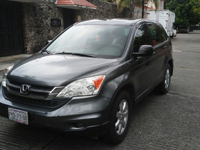 Crv 2011 Impecable, Aut Electrica 4cil A/a Abs U Dueño F.org