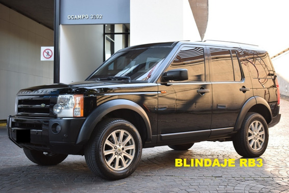 Land Rover Discovery Hse Tdv6 At 2008 Blindaje Rb3