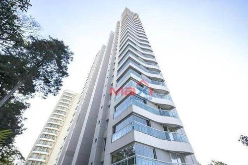 Apartamento 141 M², Edifício One, 3 Suítes, 3 Vagas, Vila São Francisco, Osasco - Ap0918