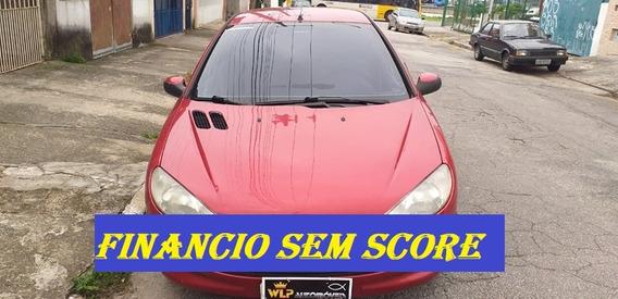 Peugeot 2004 Completo Financiamento Com Score Baixo