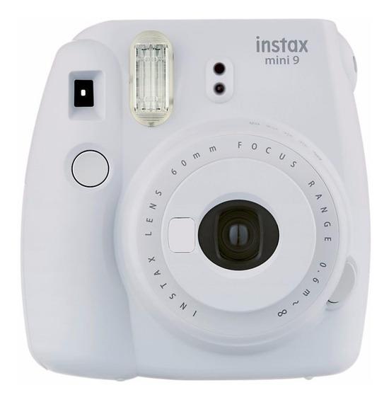 Câmera Instantanea Fujifilm Instaxmini9 -cor Branco