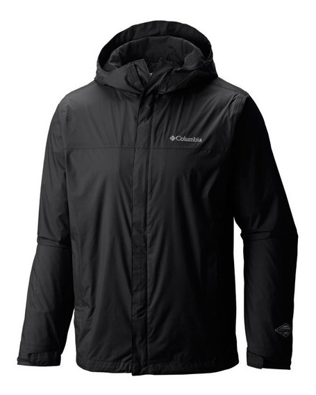 Campera Impermeable Columbia Waterlight 2 Hombre Rompeviento