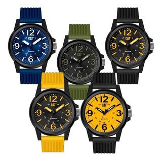 Reloj Cat Hombre Groovy Colores Agente Oficial