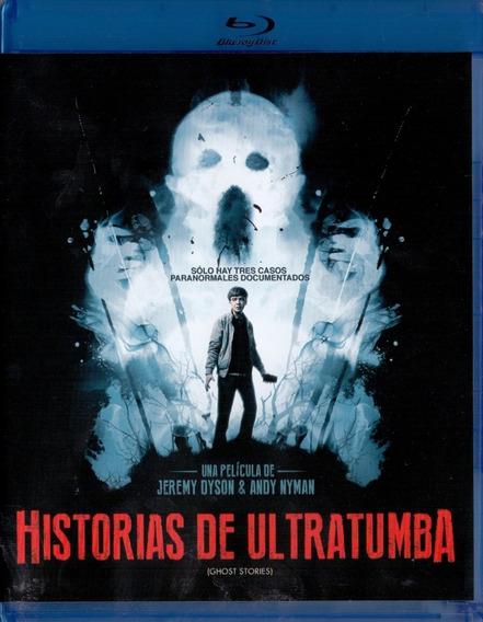 Historias De Ultratumba Ghost Stories Pelicula Blu-ray
