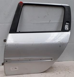 Porta Traseira Esquerda Peugeot 206 5w 2003-2009 Original