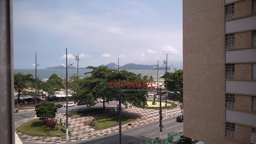 Imagem 1 de 30 de Apartamento Com 3 Dormitórios À Venda, 105 M² Por R$ 639.000,00 - Aparecida - Santos/sp - Ap0161