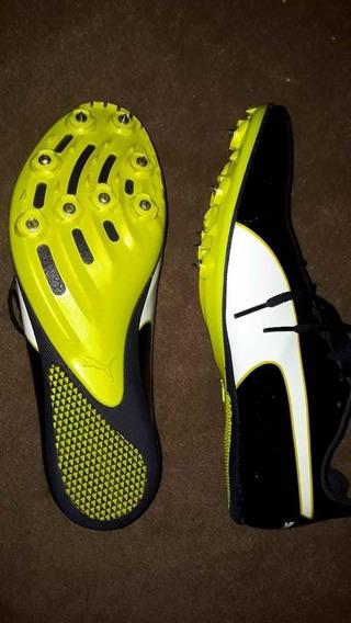 Zapatillas Con Clavos-atletismo