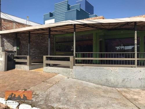Imagem 1 de 30 de Casa Comercial Para Locação, Cidade Universitária, Campinas. - Ca1522