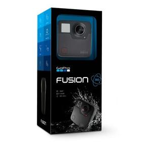Câmera Gopro Fusion 360º Rev. Autorizado Garantia Nf Brasil
