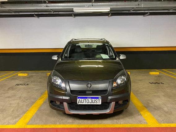 Renault Sandero Stepway 1.6 Hi-flex 16v 5p Aut