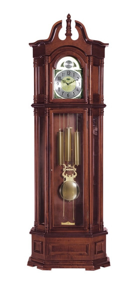 Relógio Pedestal Chão Carrilhão Sx Westminster Cuco Pêndulo