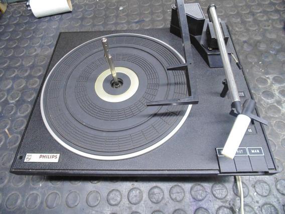 Pik Up Toca Discos Do 3em1 Philips Mod. Ah902 Funcionando