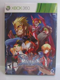 Blazblue: Continuum Shift Extend - Xbox 360 Lacrado Original