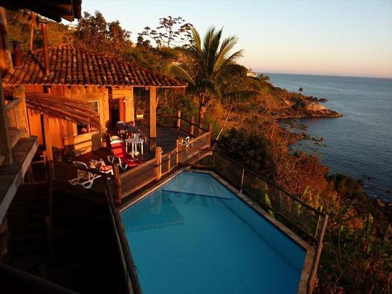 Ref.: 4734 - Casa Em Ilhabela, No Bairro Centro - 4 Dormitórios