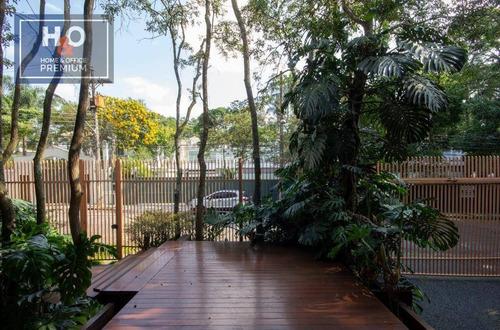 Imagem 1 de 20 de Casa Com 3 Dormitórios À Venda, 448 M² - Jardim Guedala - São Paulo/sp - Ca0296