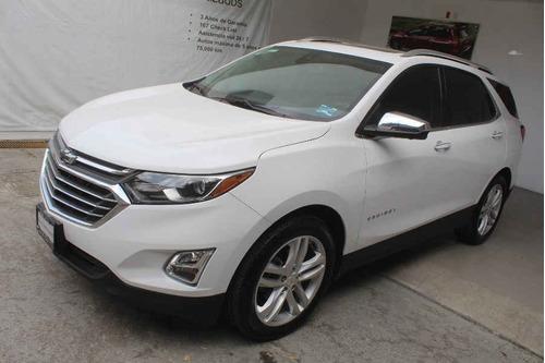 Chevrolet Equinox 2020 5p Premier Plus D