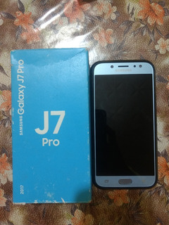 Samsung J7 Pro Impecable!!