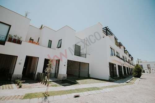 Imagen 1 de 25 de Casa Montse En Venta A Estrenar En San Miguel De Allende - Plusvalía Alta.