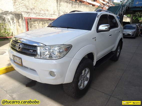 Toyota Fortuner 4x4 Blindado Nivel 3+