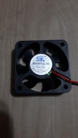 Cooler Ventilador 12v 50x50x10mm Para Par Led 18x3w