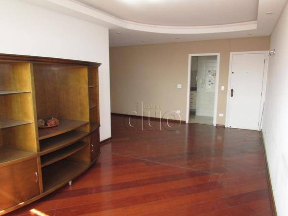 Apartamento Com 3 Dormitórios Para Alugar, 115 M² Por R$ 1.100,00/mês - Centro - Piracicaba/sp - Ap3300