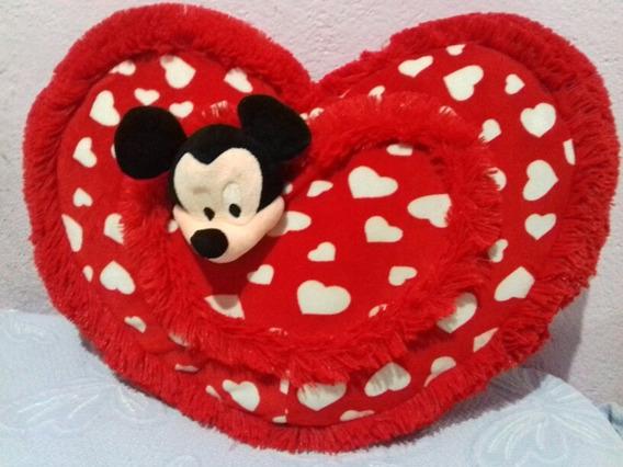 Almofada Mickey Disney Pelucia