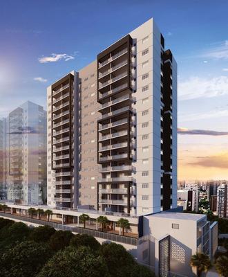 Apartamento Residencial Para Venda, Santo Amaro, São Paulo - Ap4633. - Ap4633-inc