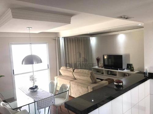 Imagem 1 de 27 de Apartamento Com 4 Dormitórios À Venda, 120 M² Por R$ 745.000,00 - Swift - Campinas/sp - Ap19134