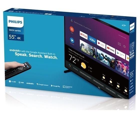 Tv 4k Philips 55 Pfl5704 Nutella De Regalo Somos Tienda Fisi
