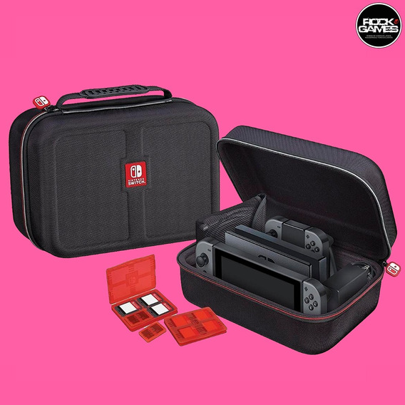 Game Traveler Deluxe System Case Nintendo Switch Original