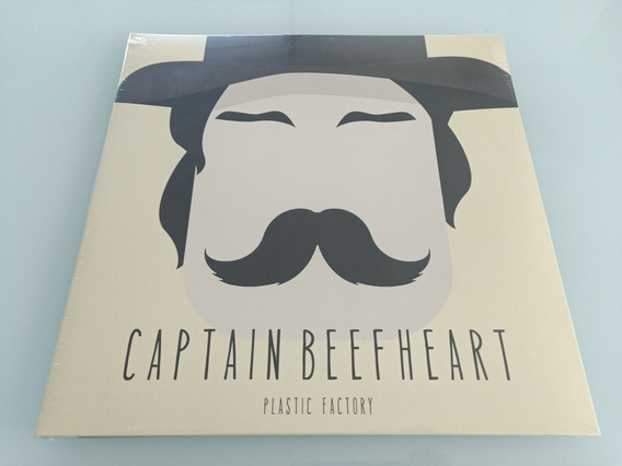 Captain Beefheart Plastic Factory Lp Duplo Importado Lacrado