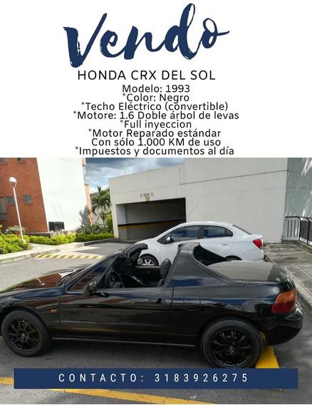 Honda Crx Crx Del Sol