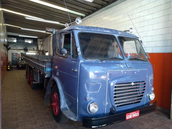 Caminhão Fnm 180