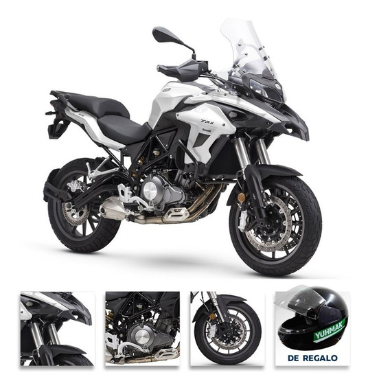 Benelli Trk 502 - Yuhmak Motos