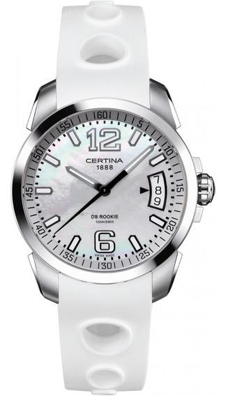 Relógio Certina - C016.410.17.117.00 - Ds Rookie