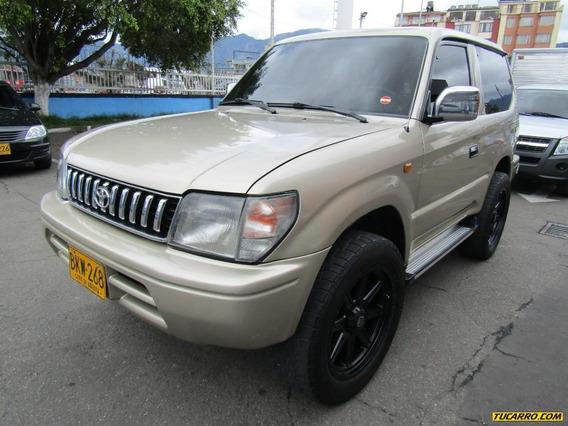 Toyota Prado Campero