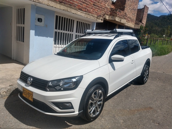 Volkswagen Saveiro Plus 5 Puestos