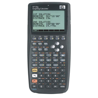 Calculadora Grafica Hp 50 G