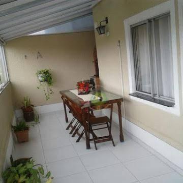 Cobertura Com 2 Dormitórios À Venda, 104 M² Por R$ 265.000,00 - Vila Lutécia - Santo André/sp - Co0102