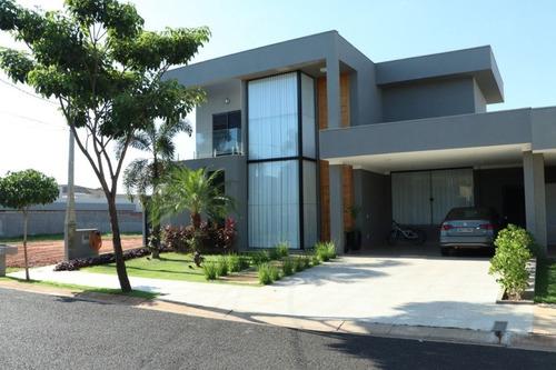 Imagem 1 de 30 de Casa Com 4 Dormitórios À Venda, 293 M² Por R$ 1.600.000,00 - Parque Residencial Damha Vi - São José Do Rio Preto/sp - Ca6646