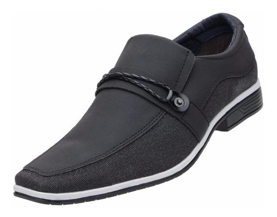 Sapato Social Venetto Thor Confort Masculino - 0312