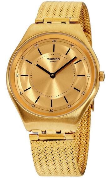 Relógio Unissex Swatch Syxg102m Aço Inoxidável