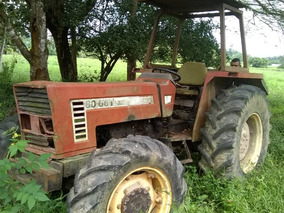 Tractor Agricola Fiat 8066 Dt