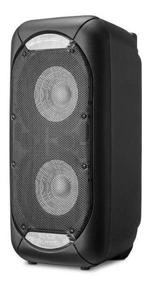 Caixa De Som Portátil Bluetooth Karaokê Com Microfone 800w