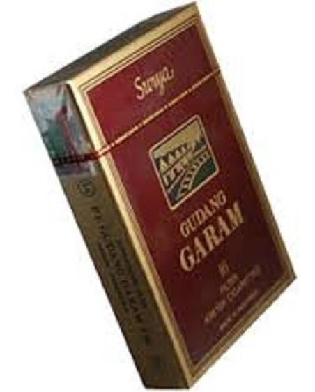 Gudang Garam Clavo De Olor / Cartón Cerrado X 10 Atados X 20